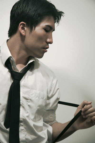 Male model photo shoot of Tom Hsiao