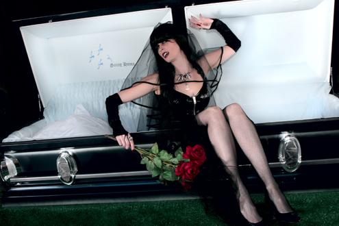 graveyard Oct 11, 2009 dead awaking