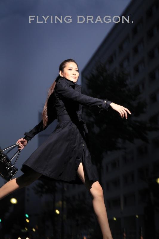 Motohamacho, Yokohama Oct 11, 2009 Tatsu Dragon Ishiduka COPYRIGHT ALL RIGHTS RESERVED model: amina  (no on MM)
