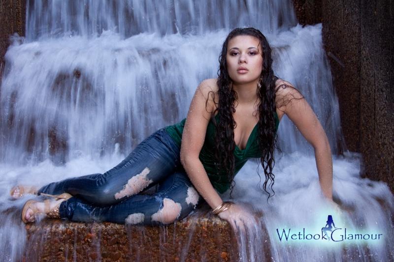 Female model photo shoot of Jasmine Carey by Wetlook Glamour in Portland,Or
