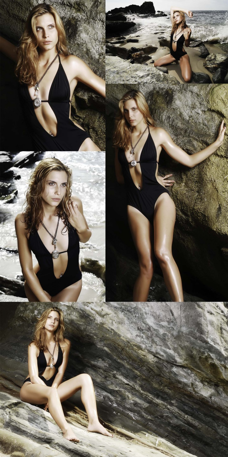 Female model photo shoot of MarilynRose by Dondee Quincena in Laguna Beach