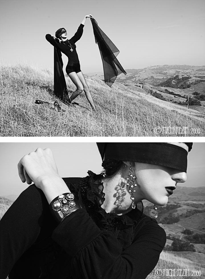 Oct 13, 2009 Michi Rezin Jewelry Design by:  Katie Hill  |  Assistants: Jeff Bacani and Robert Padbury