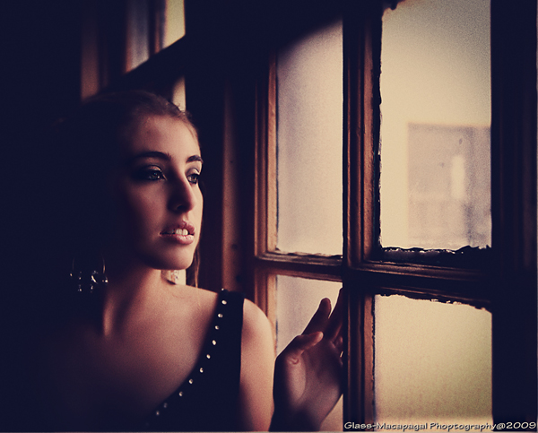 Male and Female model photo shoot of LGM-ARTS and Daniella Martin