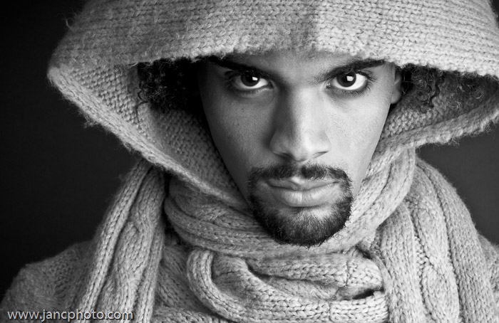 Male model photo shoot of MikeFedee by Jan C Photography