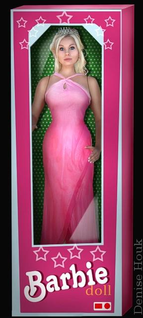 Oct 15, 2009 Denise Houk 2009 Barbie girl