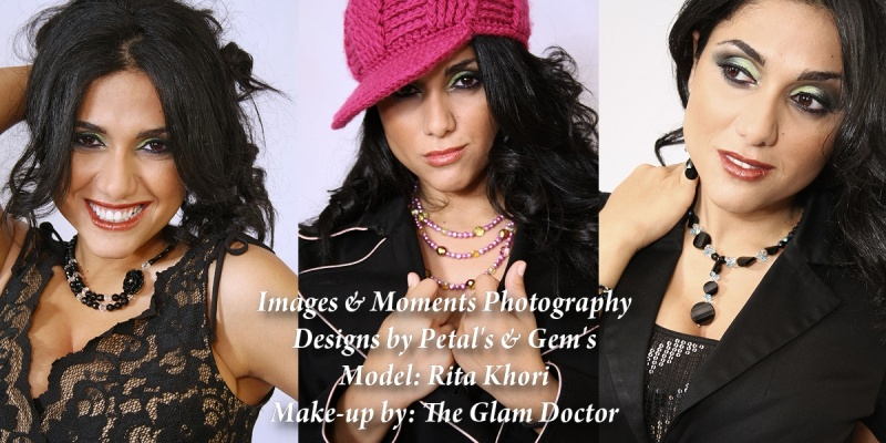 Female model photo shoot of B Michele Designs and Rita K