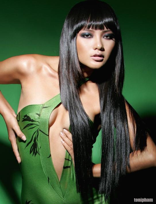 Vietnam Oct 17, 2009 Toni Pham Asia Glamour!