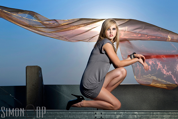 Female model photo shoot of Kacey J Clarke by SimonDP