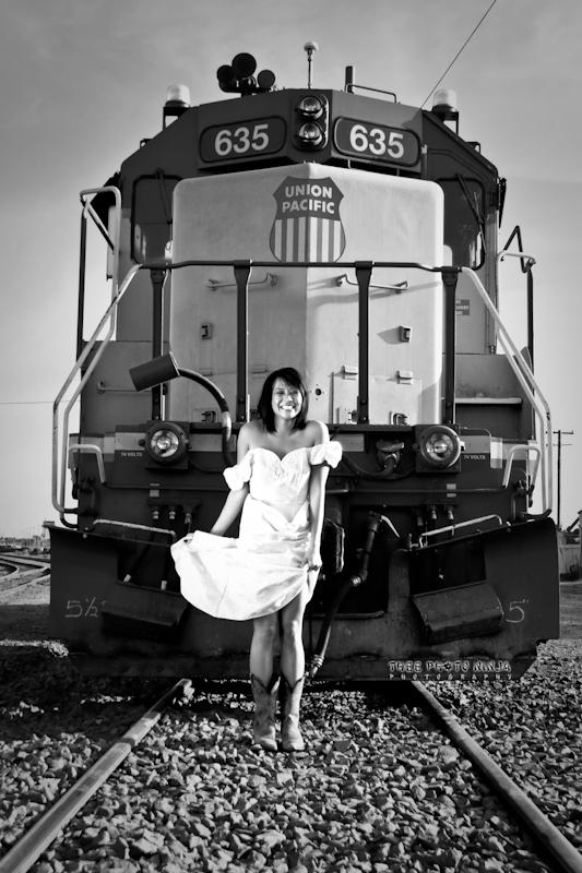 Train Yard - Milpitas, California Oct 18, 2009 2009 Thee Photo Ninja Final Moment