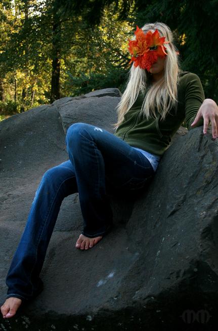 Female model photo shoot of -MM- Photography and Cheyenne Kjessler