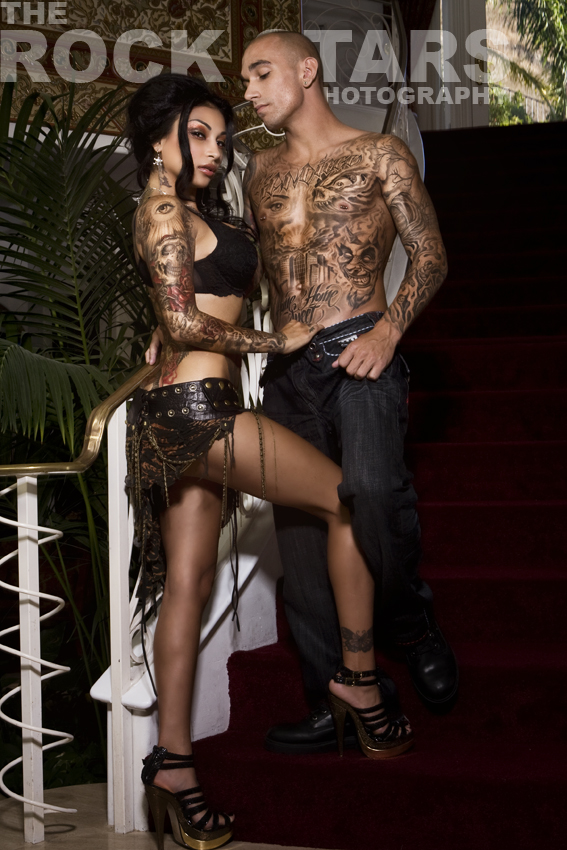 MANSION IN  THE HILLS Oct 19, 2009 THE ROCKSTARS OF PHOTOGRAPHY ITS GETTING HOT ON THE STAIRS!//WITH BRITTANYA OCAMPO