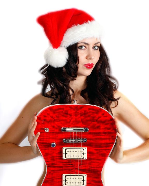 Oct 19, 2009 2009 Michael van Gelder - All Rights Reserved Tara Lightfoot for Guitar World Magazine-Holiday Edition
