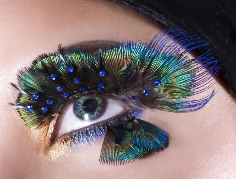Oct 19, 2009 Eyelashes-My creation