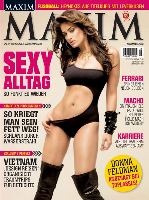 Oct 19, 2009 THE MAGIC OF DONNA FELDMAN & SYLVIE BLUM