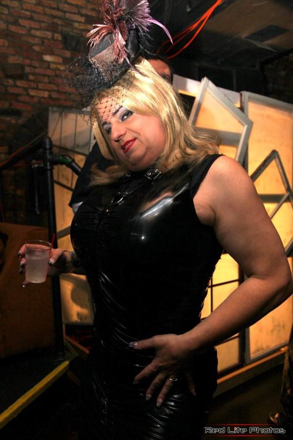 Newark, NJ Oct 19, 2009 October 17, 2009 Lady J hosting Obscura  Photo by RedLite Photos