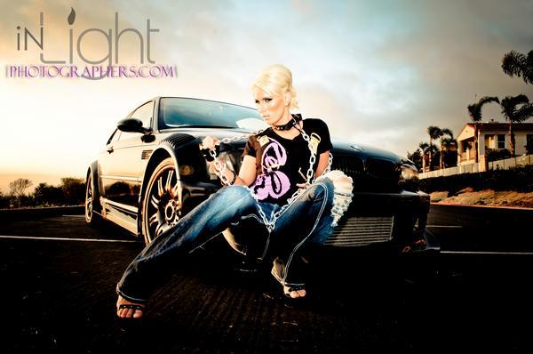 Female model photo shoot of Cassie Cameron in Huntington Beach