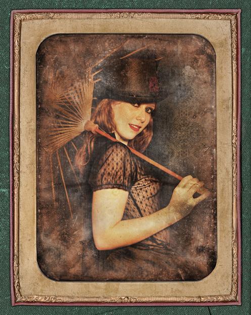 Retromorphic Studios Oct 20, 2009 Evanson Steampunk Girl