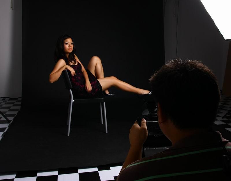 Bills Studio Oct 21, 2009 Heng Hui Seah Behind the Scenes