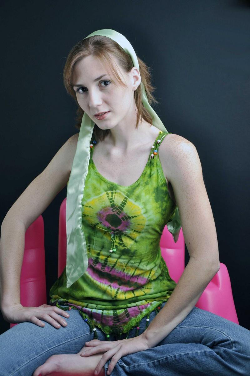 Female model photo shoot of Aimee -Phoenix- Garner by Lori Benoit in Lowell, IN
