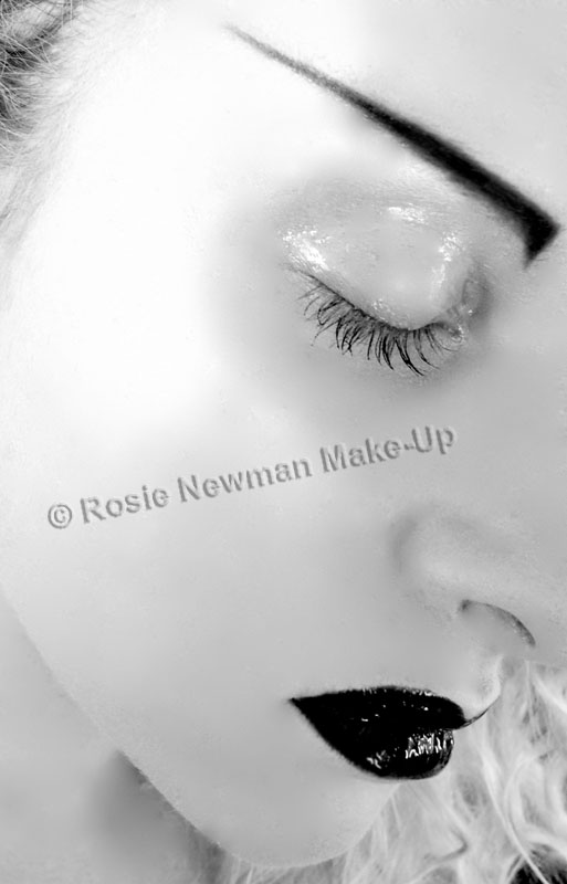 Staines Oct 23, 2009 Rosie Newman Make-Up