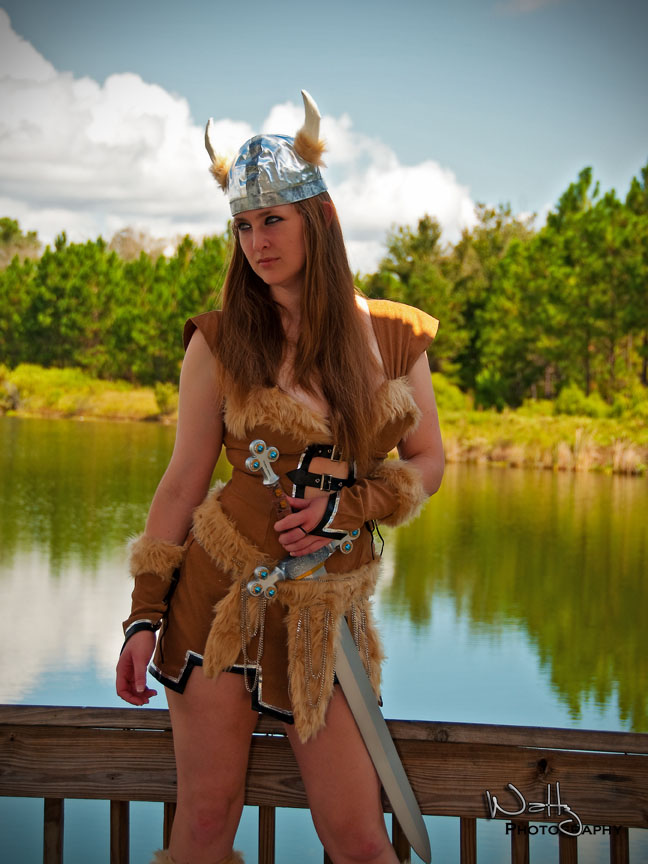 Orange Park, FL Oct 24, 2009 Sean Waltz Halloween 2009 Viking