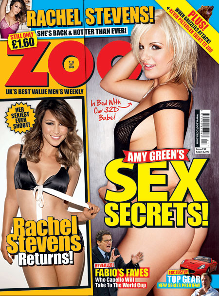 Oct 27, 2009 Zoo cover