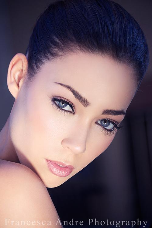 Female model photo shoot of Francesca Andre