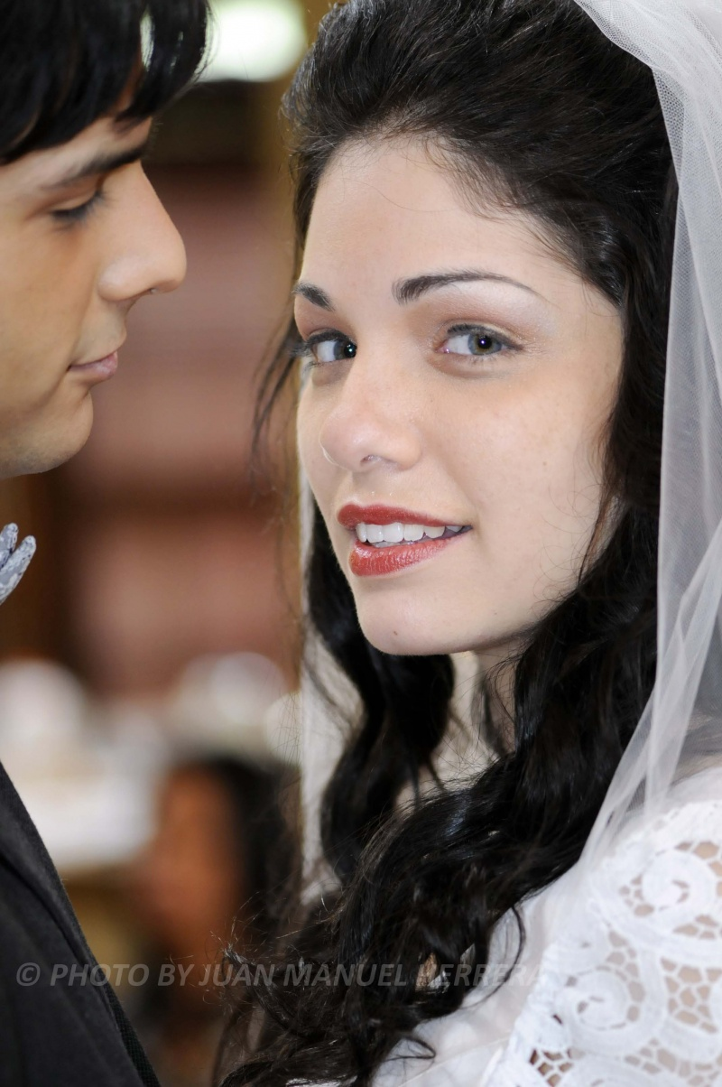 Male and Female model photo shoot of JuanManuel H and Nawaka in Monastery Washington DC