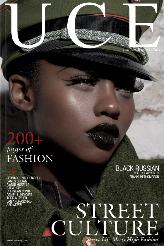 NY Oct 28, 2009 2009 UCE Magazine Black Russian