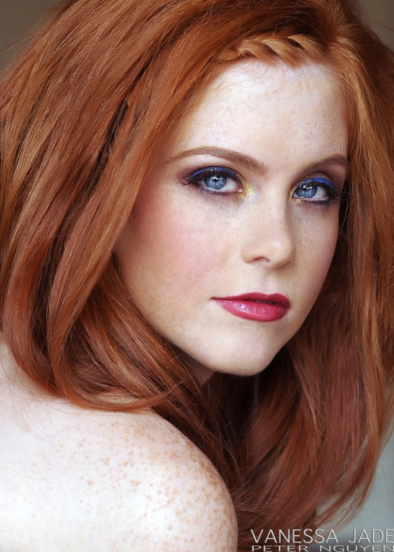 Red Hair Color Ideas For Fair Skin And Blue Eyes Best Hair Color 2018