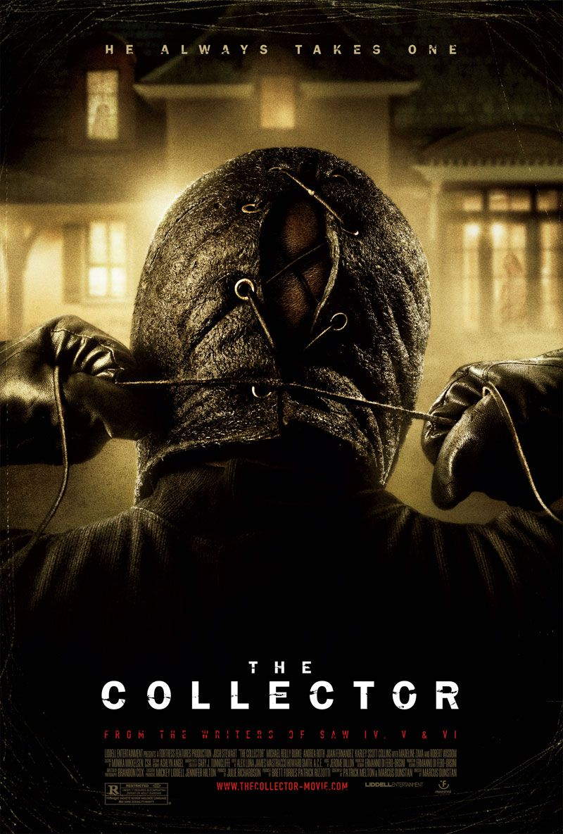 Oct 29, 2009 Lidell Entertainment The Collector