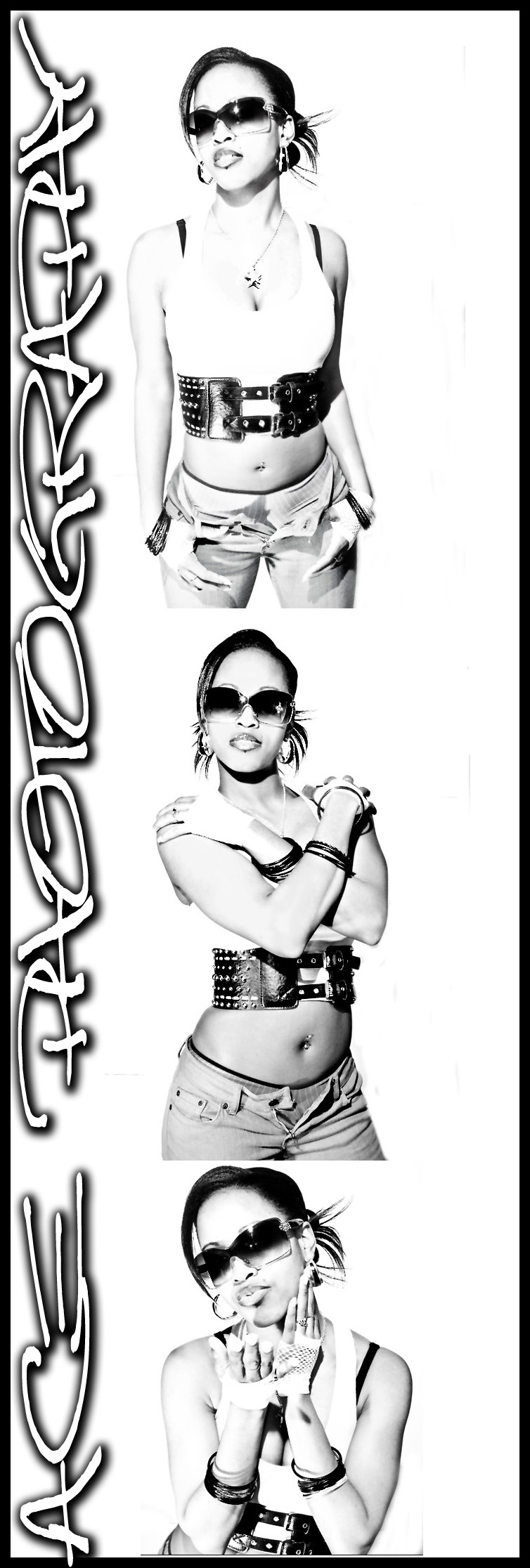 Female model photo shoot of Sukie T in BX