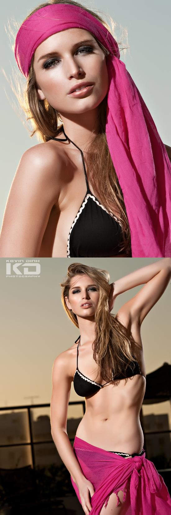 Oct 29, 2009 Kevin Dinh Design 2009 Makeup & hair by Nica. Model: Madeleine