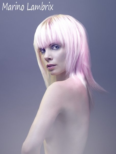 Nov 01, 2009 Gregory Michael King Toni & Guy Photoshoot (Hair by Marino Lambrix)
