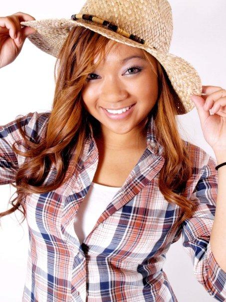 Female model photo shoot of Phanna in Studio