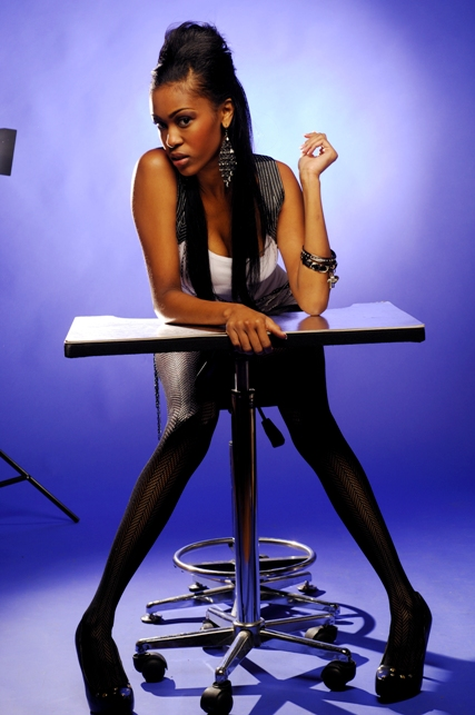Female model photo shoot of Kiara Janaee