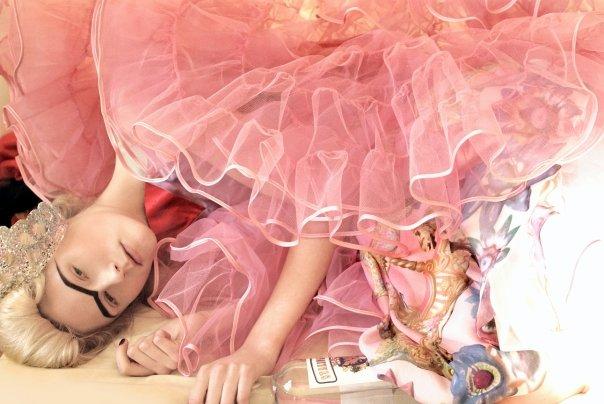 Nov 02, 2009 Mario Mendez for Notion Magazine 2007