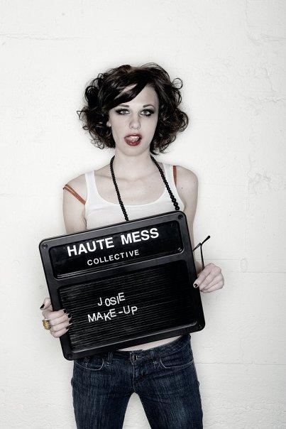 Nov 02, 2009 Photo Shoot for Haute Mess