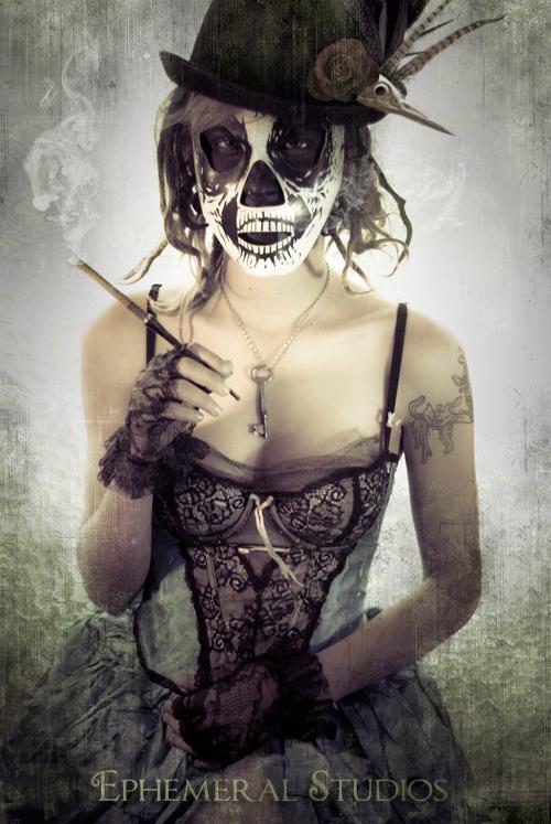 the studio Nov 02, 2009 ephemeral studios . dancing skeleton .