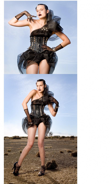 Nov 02, 2009 Made the Dress