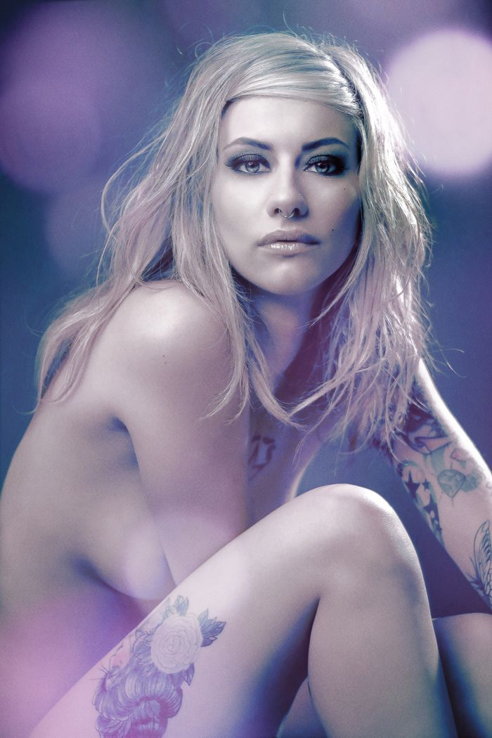 Nov 03, 2009 Photo Etienne Delorme - Make Up : myself