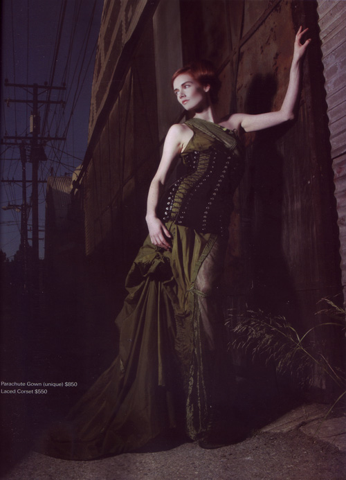 Nov 03, 2009 Marquis Style Fierce Couture Marquis Style Magazine #46
