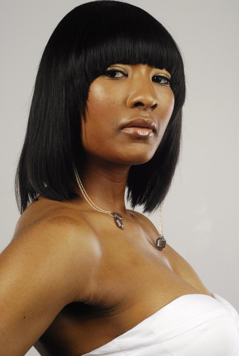 Female model photo shoot of More Sheik