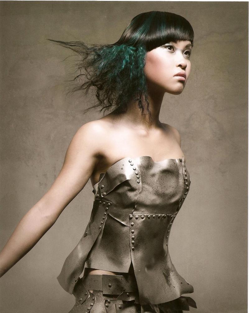 Nov 03, 2009 Photography by BABAK & Hair done by Dana Supernova Contessa Hair Awards 08 Finalist