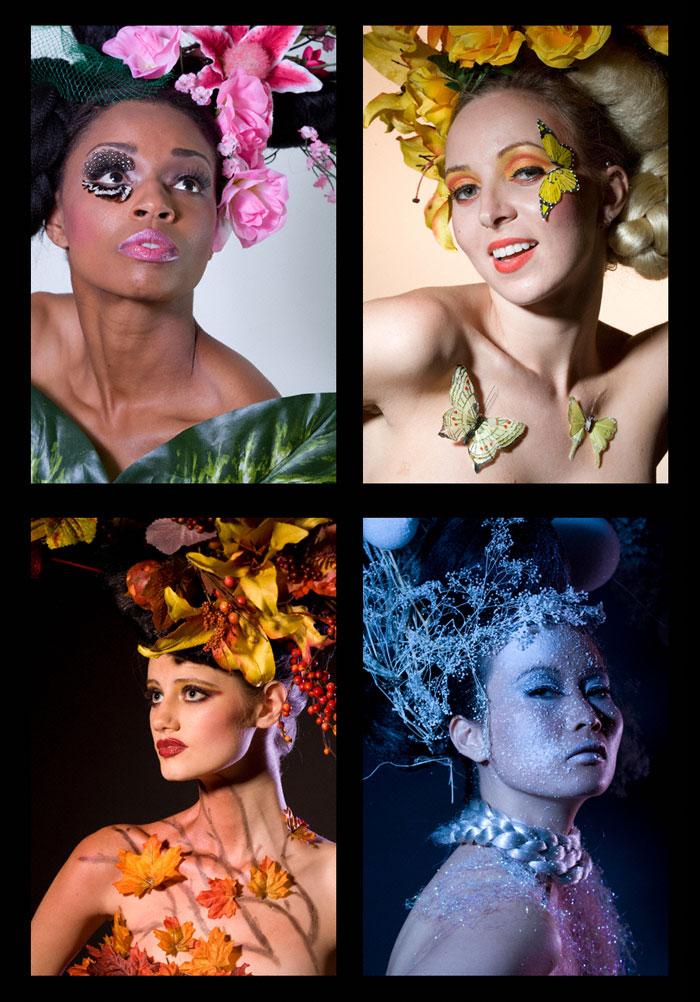 Nov 04, 2009 Hair/MU: KD Nguyen, Models: Regina, Hannah, June, Alexa
