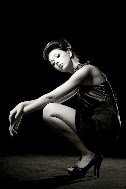 Female model photo shoot of VL Styling in Eugene, Or