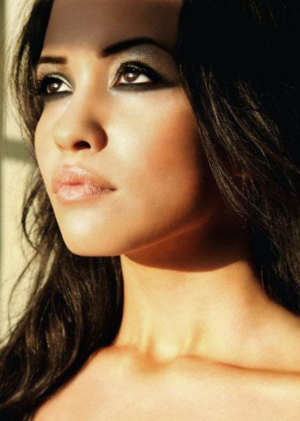 Nov 06, 2009 model- Carmen Lebrasse, mua- Ruth Francis, photographer- Anna Fowler
