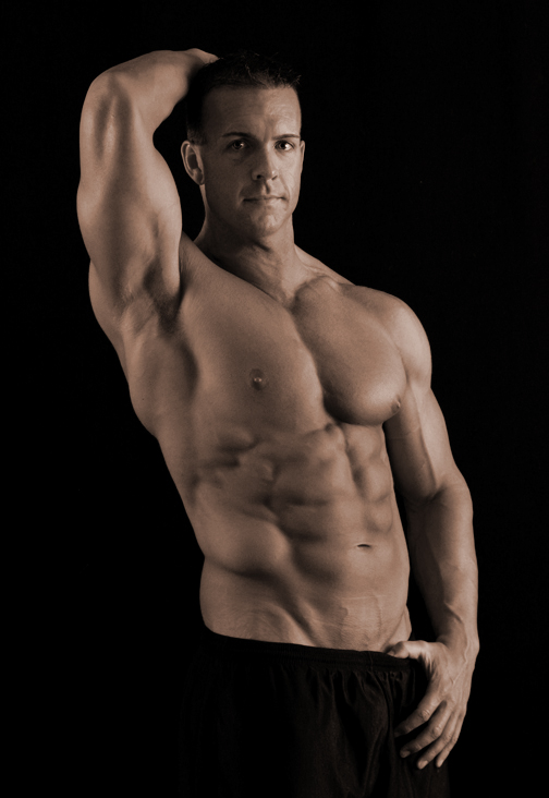 Male model photo shoot of Kris Vigus