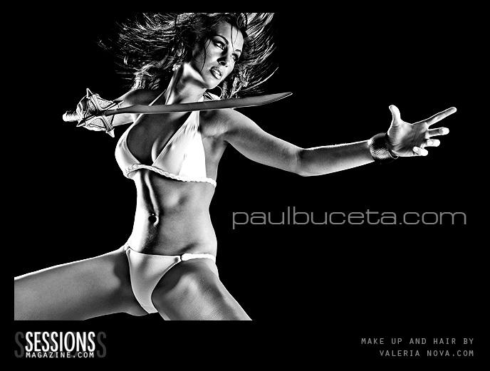 Mississauga Nov 08, 2009 Paul Buceta Wanna fight?
