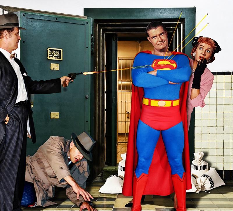 Superman body courtesy of Jeff Roglic Nov 09, 2009 When Will They Learn?